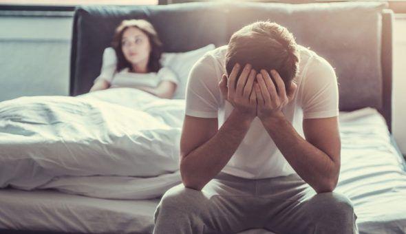 Заговор на мужское бессилие