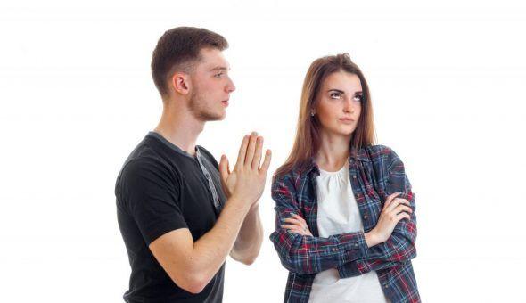 Заговор на прощение