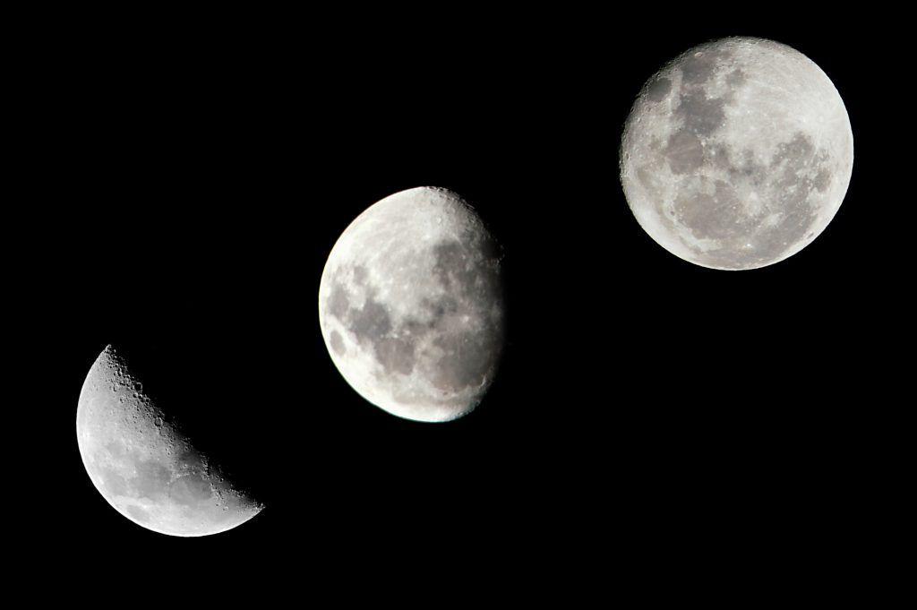 Можно ли снимать приворот на растущую луну