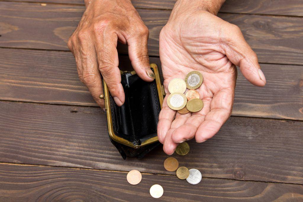 Заговор чтобы избавиться нищеты
