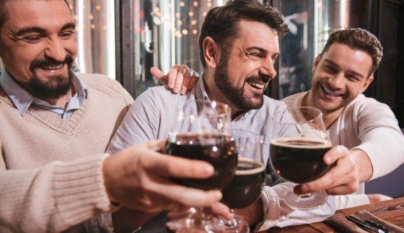 Способы отвадить мужа от друзей