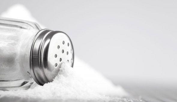 Заговоренная соль оттолкнёт соперницу