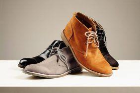 Приворот на обувь
