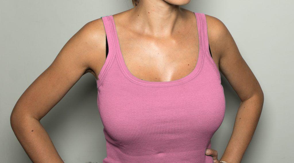 Сильная молитва для увеличения груди