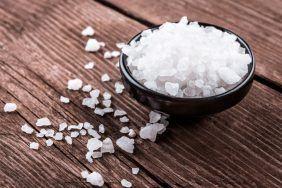 Приворот на соли