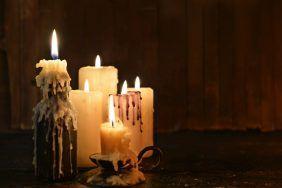 Сильные привороты на свечу