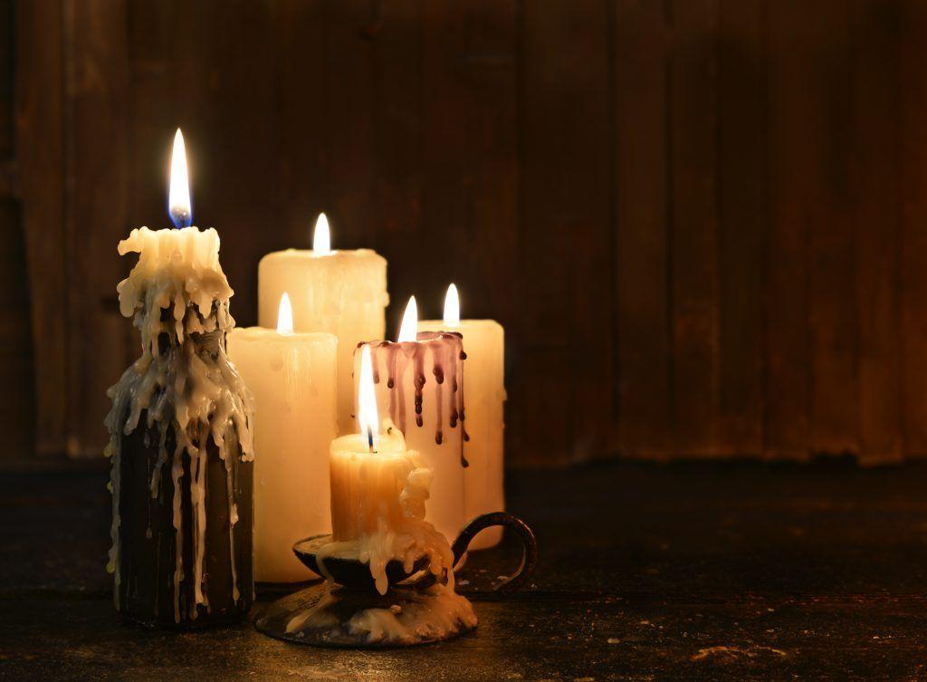 Как сделать приворот на свечах