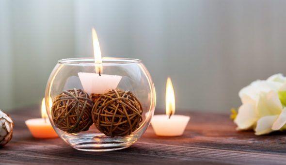 Свечи участвуют во многих обрядах