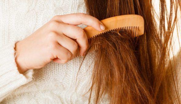 Наговор на волосы можно распознать