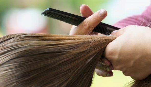 Для ритуала нужен клок волос