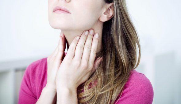 Действенные методы от боли в горле