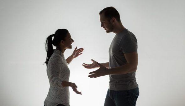 Заговорите еду против криков мужа