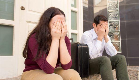 Обряд отворота мужа от жены