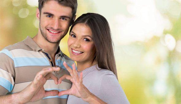 Отношения приведут к счастливому браку