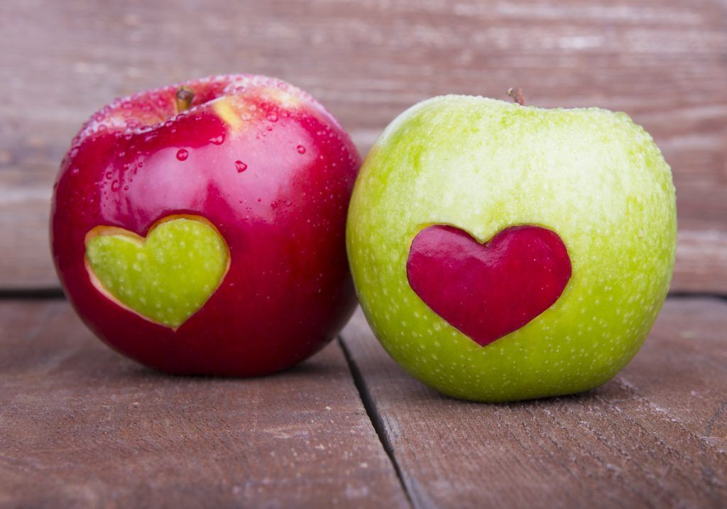 Присушка на яблоко описание