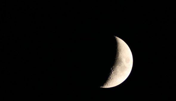 Растущая луна приумножит благосостояние