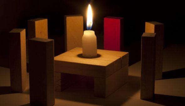 Ритуал проводиться ночью