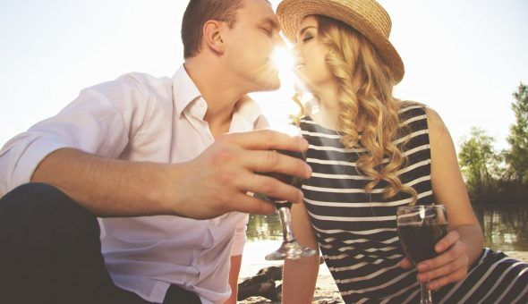 Пара образует почти идеальный союз