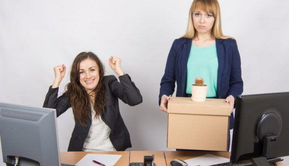 Заговор от угрозы потерять работу