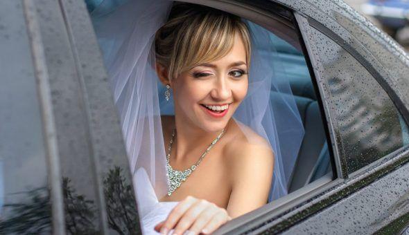 Дождь на свадьбе сулит проблемы в семье