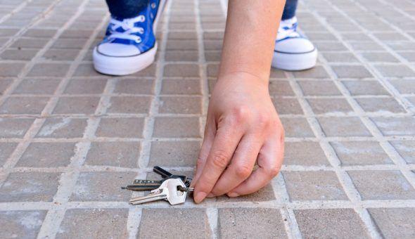 Найденные дома ключи сулят благополучие