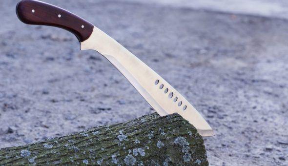 Приметы про падение ножа