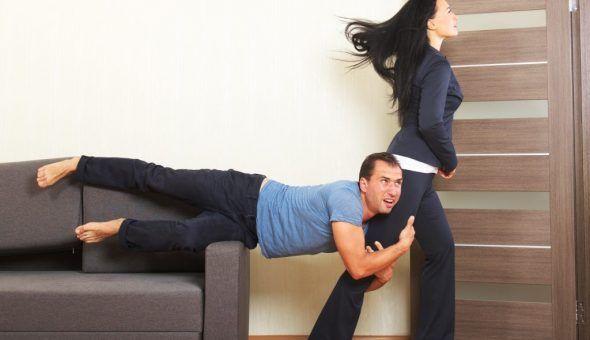 Способы отвадить бывшего мужа