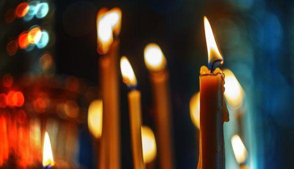 Снятие приворота в церкви