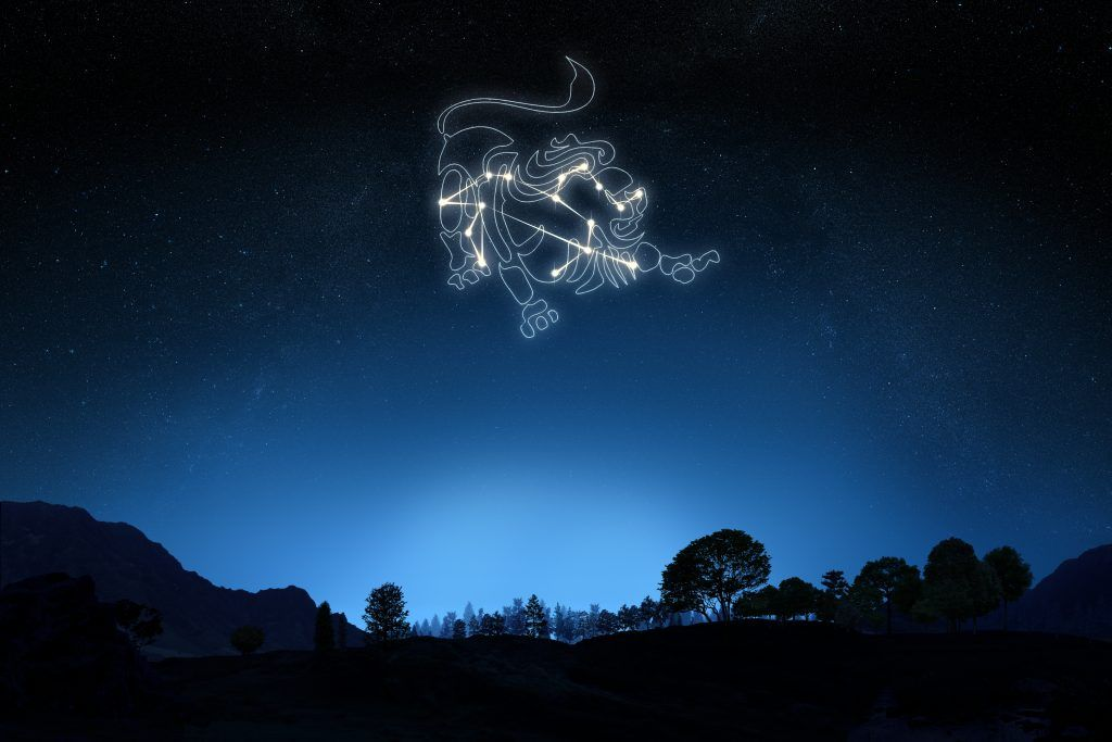 Совместимость знаков зодиака два льва