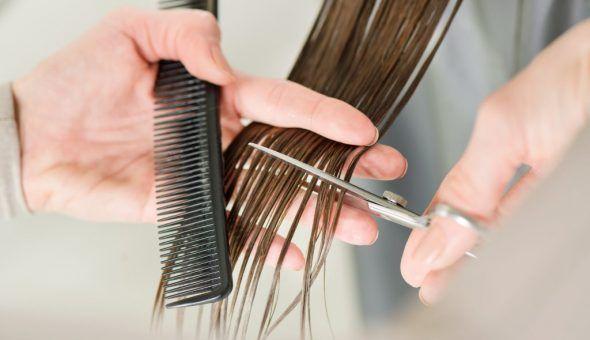 Остриженные волосы следует сжечь