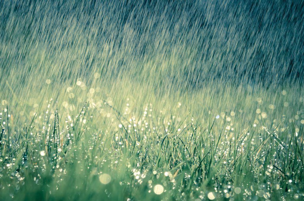 Молитва в дождь на любовь