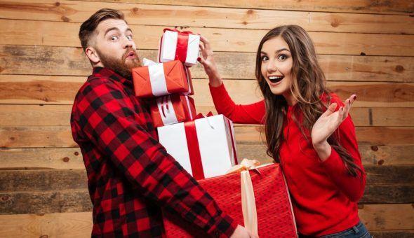 Заговор на подарок от мужчины