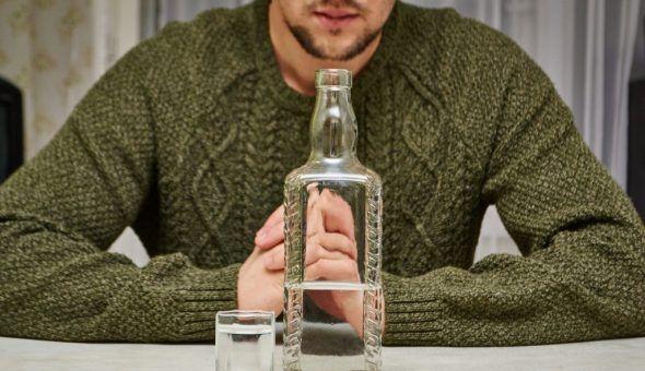 Снятие порчи на пьянство