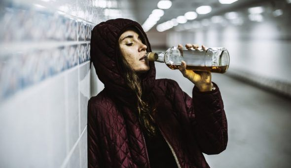 Заговоренный напиток избавит от проблемы