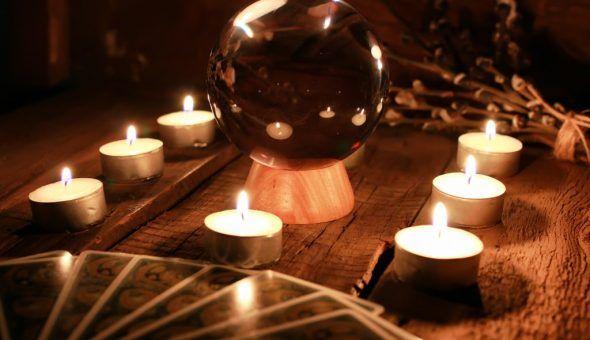 Наведение порчи на свечу