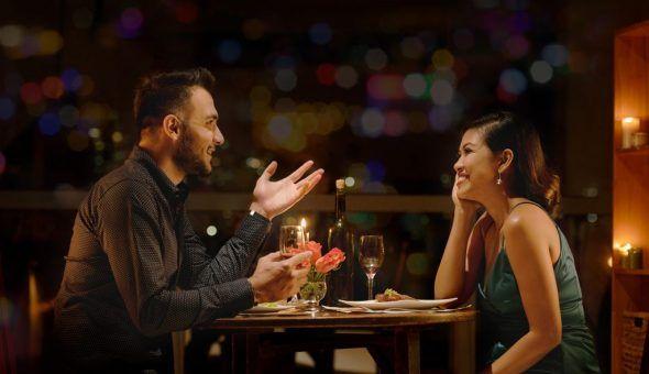 Быстрое свидание легко наколдовать