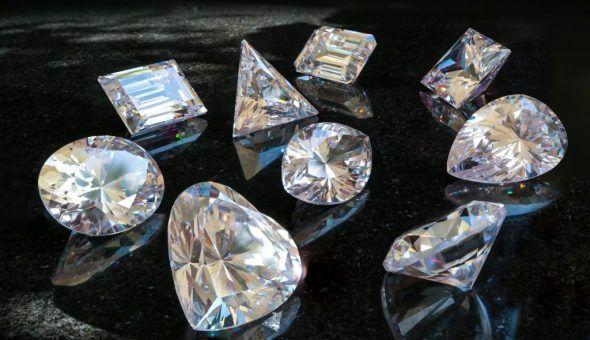 Актуальные приметы о бриллиантах