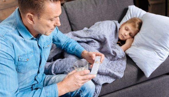 Магия поможет защитить ребёнка от недугов