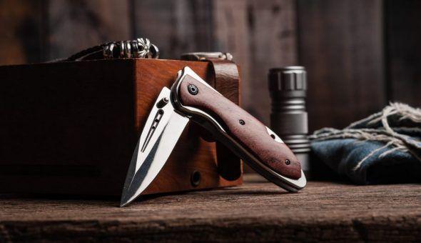 Сломанный нож нужно выбросить