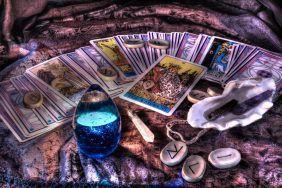 Рунический приворот на деньги и любовь