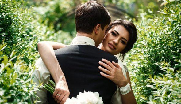 В паре царит сексуальное влечение