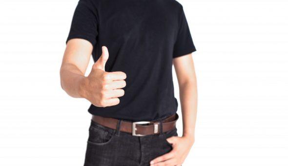 При выборе ремня стоит учитывать стиль одежды