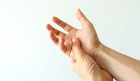 Внимательно рассматриваем каждый пальчик
