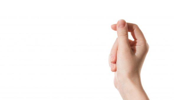 Большой палец и есть главный