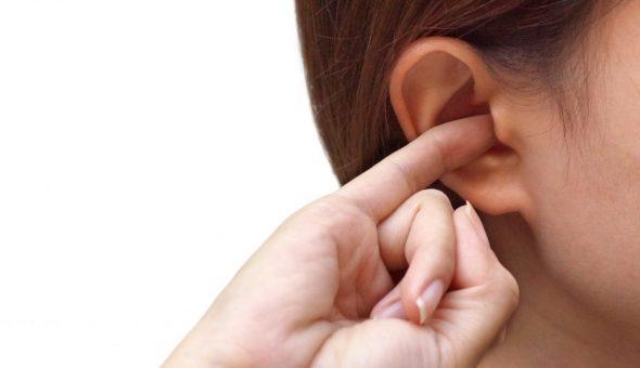 Уши могут чесаться к изменениям погоды