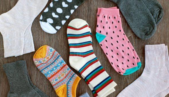 Приметы о подаренных носках