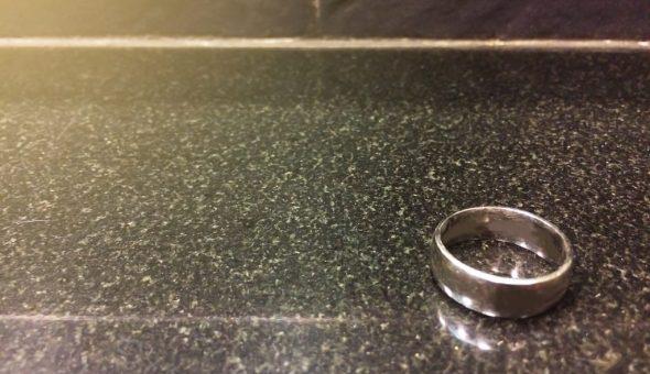 Лучше кольца не терять