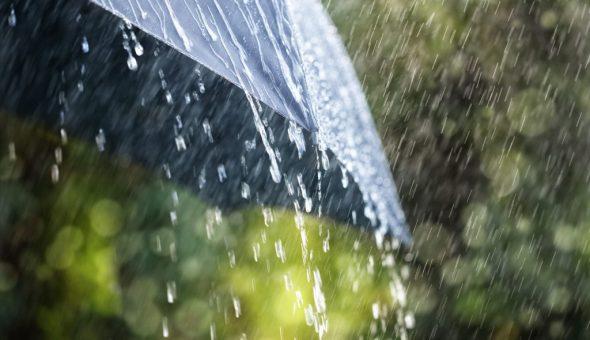 По дождю в праздники определяют погоду
