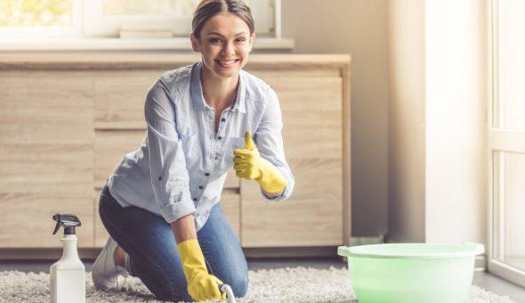 Существующие приметы об уборке дома