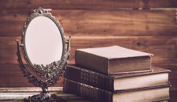 От старых зеркал нужно избавляться